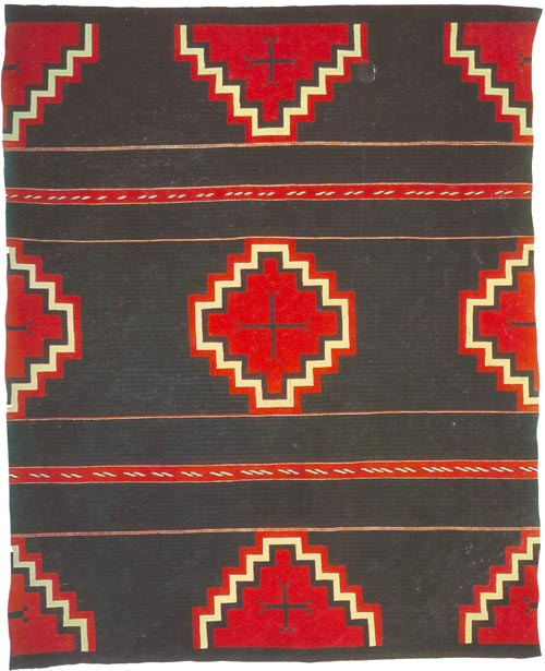 Chief Blanket Navajo Rugs