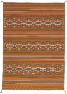 Wide Ruins Navajo Rugs
