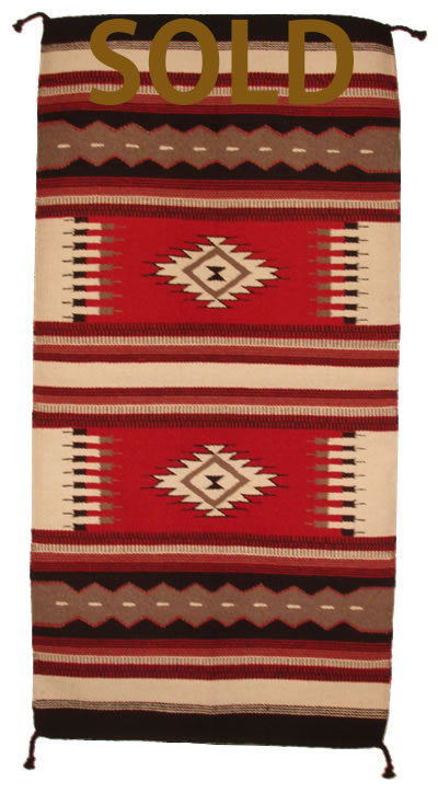I1011 Indian Navajo Rug Replica Authentic Navajo Rugs