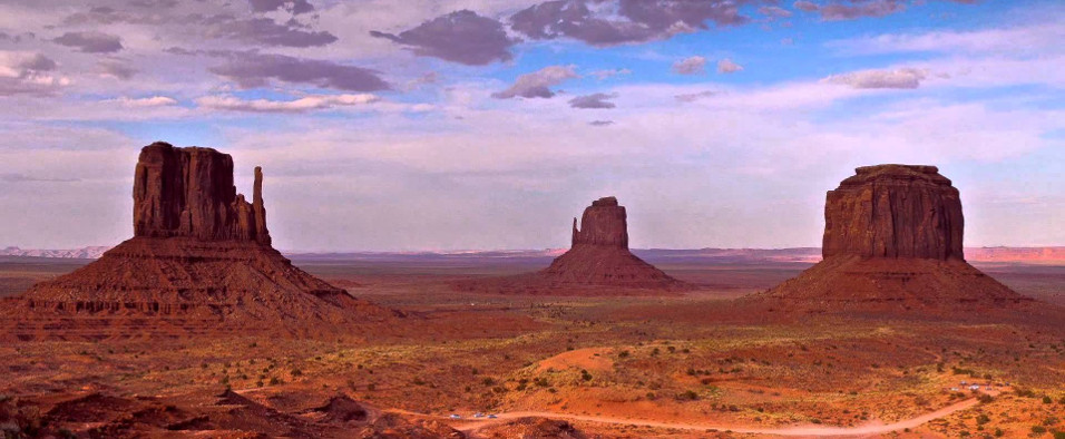 Monument Valley Navajo Homeland