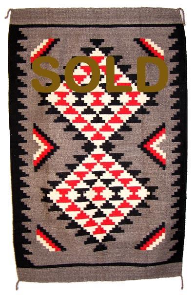 Zt1002 Zapotec Navajo Rug Replica Authentic Navajo Rugs